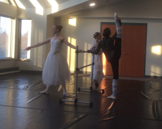 romatic to contemporary ballet  edited