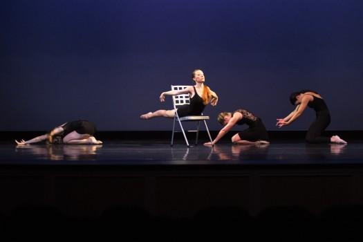 4 Contemporary Elisa through chair